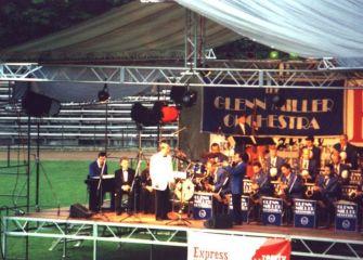 Glenn Miller Orkiestra Świnoujście 96 r.