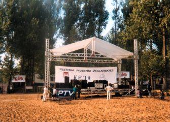 Festiwal Piosenki Żeglarskiej Keja 98 r.