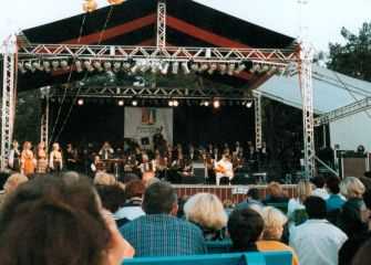 Koncert Goran Bregowicz Niechorze-stadion