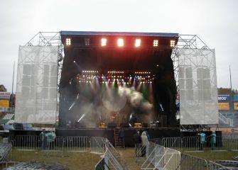 Koncert zespołu Kult 2002 r.
