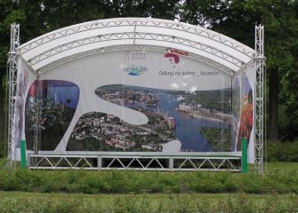 Szczecin Ogród Różany 2012