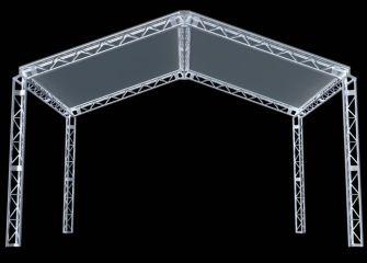 Dach trójkątny 2